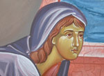 The Virgin Mary, A Source of Life, fragment 7