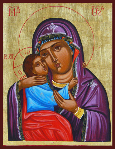 The Virgin Mary icon 10