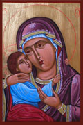 The Virgin Mary icon 5