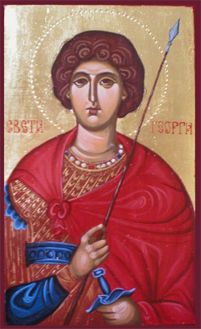 St. George icon 2