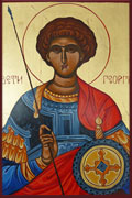 St. George icon 1