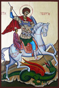 St. George icon 3