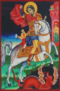 St. George icon 4