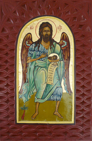 St. John the Baptist icon 1